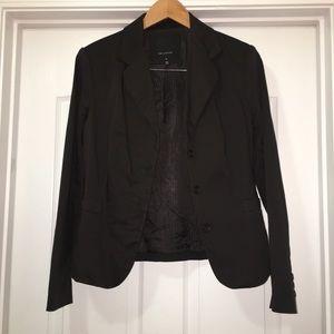The Limited Black Stretch Blazer Jacket Size 10